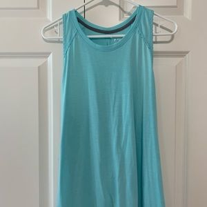 Teal Old Navy Active Tank